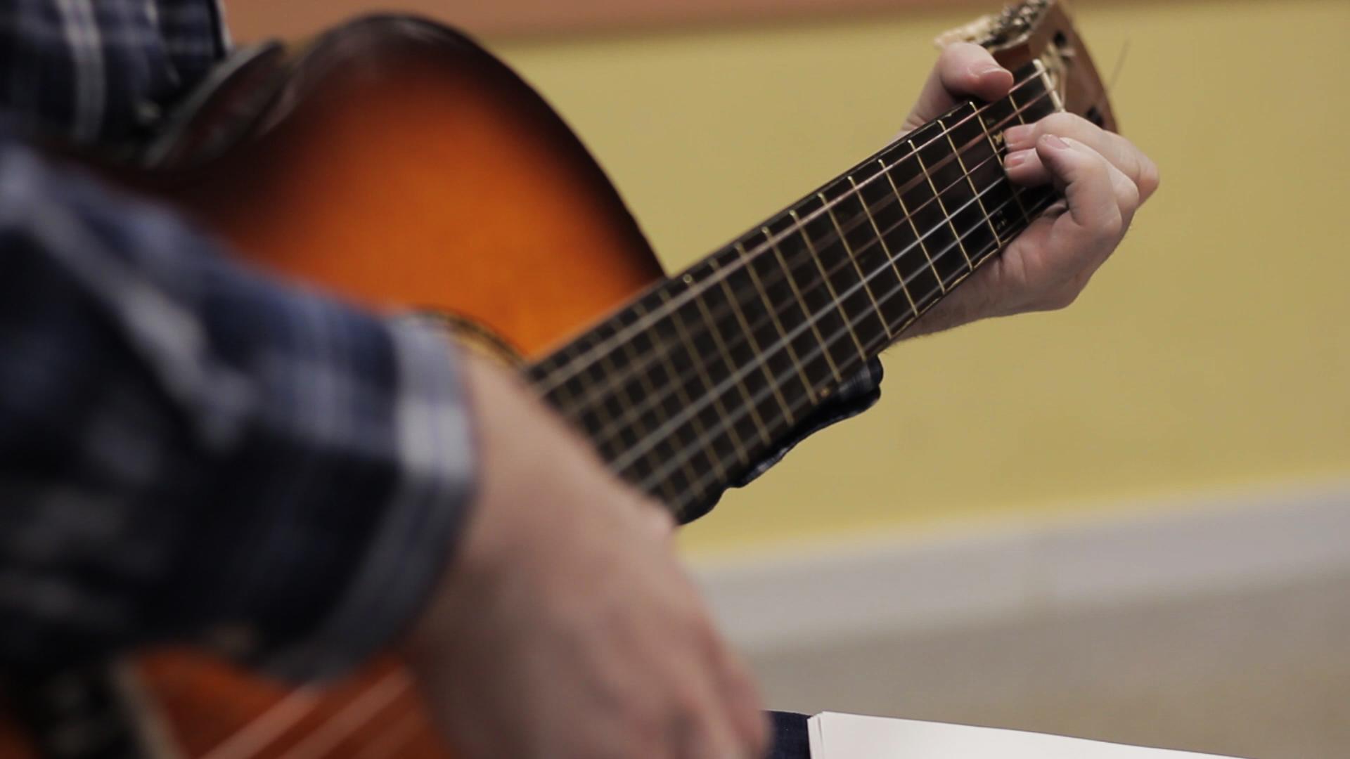 clases de guitarra barcelona y online