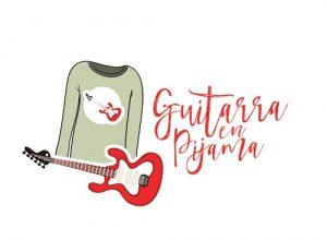 logo clases de guitarra online y barcelona
