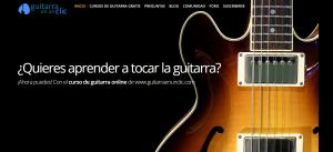 guitarra en un clic
