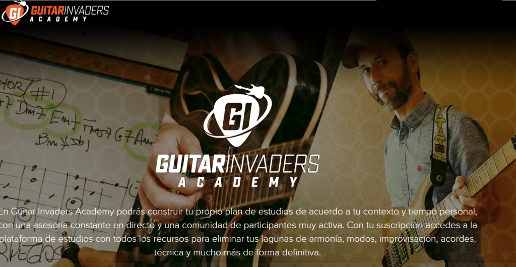 guitarra tutorial