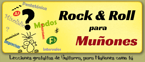 tutoriales de guitarra