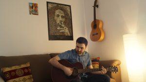 guitarra y ukelele ritmica