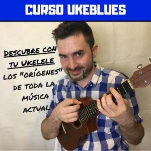 curso de blues para ukelele, como tocar blues en ukelele