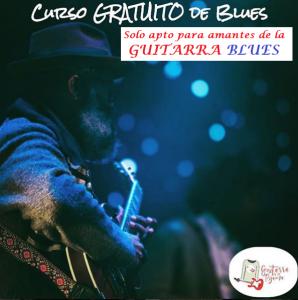 curso de blues para guitarra