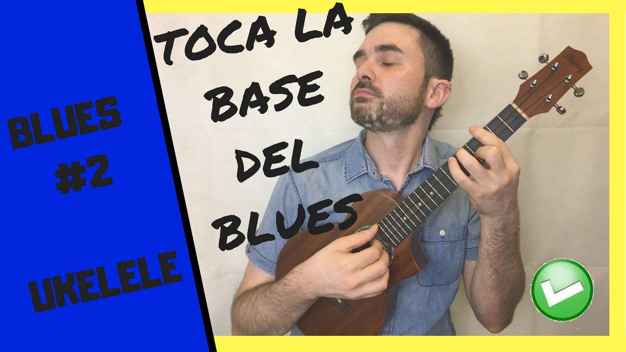 Cómo tocar acordes Blues en Ukelele (Blues 12 compases)