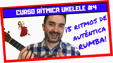 ▶ Cómo tocar ritmo de rumba con ukelele