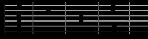 escala pentatonica posicion 4